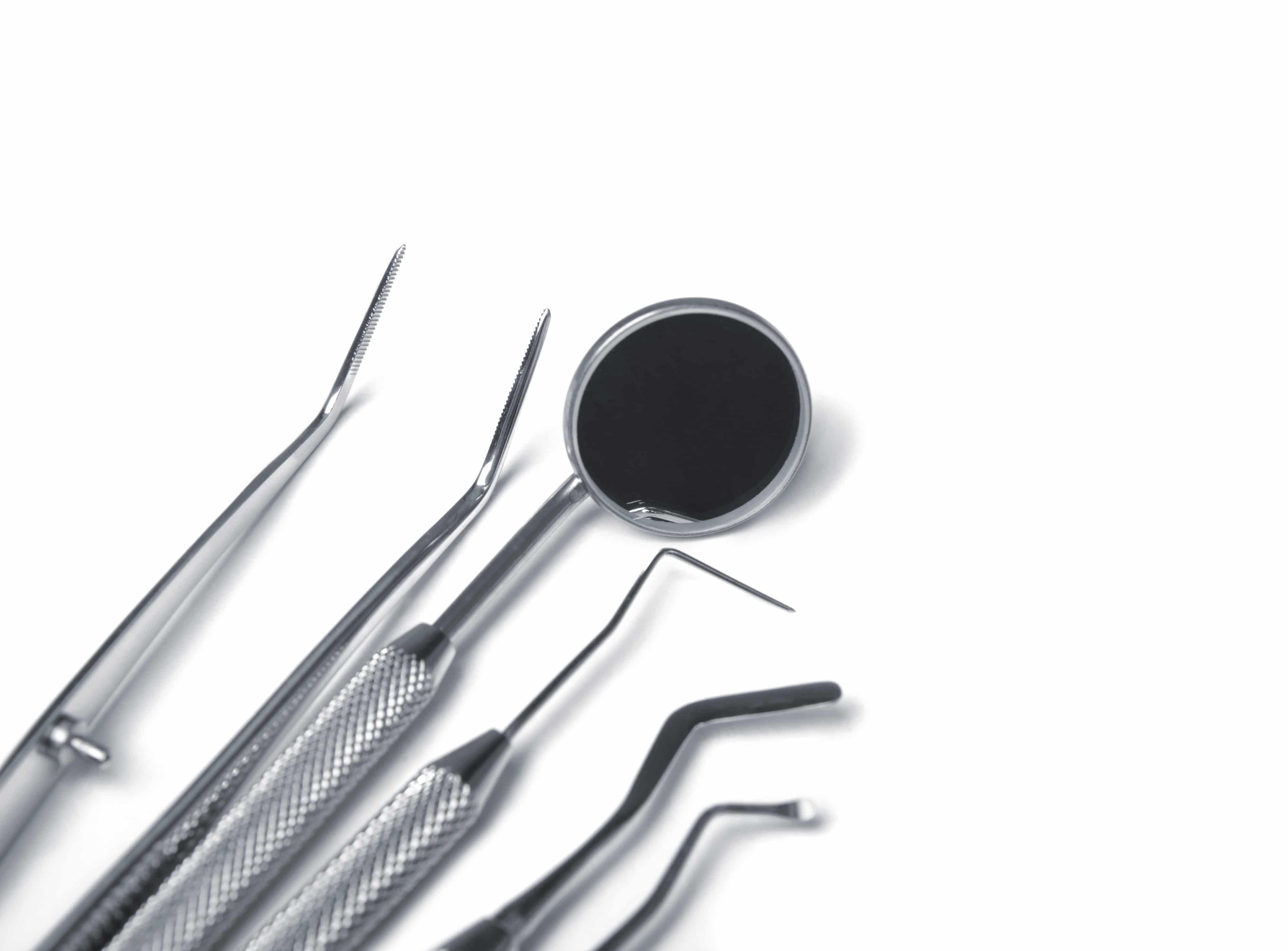 Las Herramientas del dentista, perdiendo el miedo